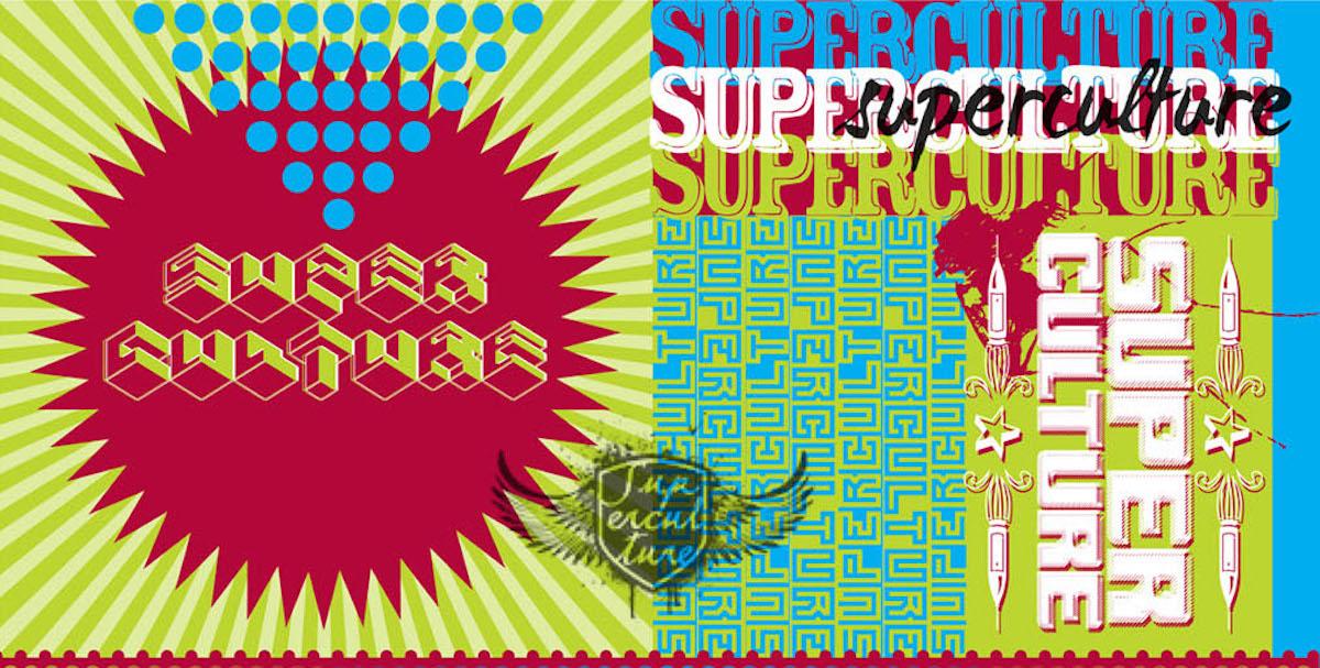 SuperCulture banner